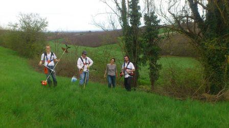 Camin del Lop & Course des Coteaux Mirabel (82) les 20 & 21 avril .debrousaille_m