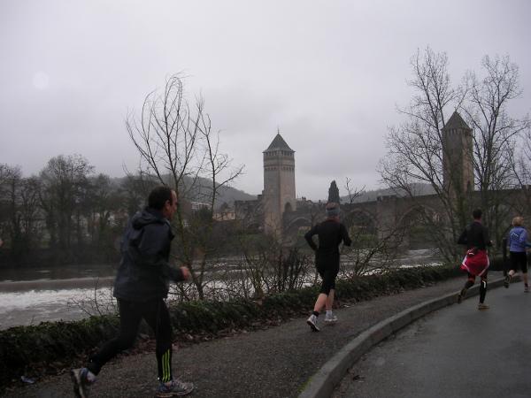 10 km du Valentré, Pradines/Cahors (8/01/2012) - Page 2 SANY2843